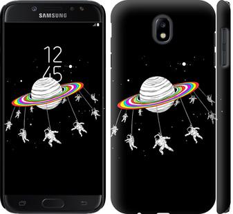 Чехол на Samsung Galaxy J7 J730 (2017) Лунная карусель