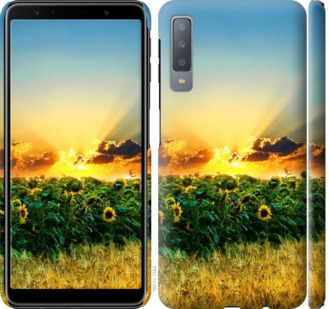 Чехол на Samsung Galaxy A7 (2018) A750F Украина