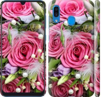 Чехол на Samsung Galaxy A20 2019 A205F Нежность