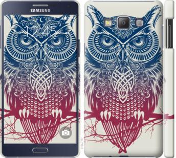 Чехол на Samsung Galaxy A7 A700H Сова 2