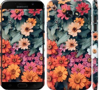 Чехол на Samsung Galaxy A7 (2017) Beauty flowers