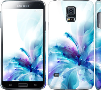 Чехол на Samsung Galaxy S5 g900h цветок