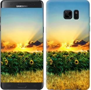 Чехол на Samsung Galaxy Note 7 Duos N930F Украина