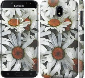 Чехол на Samsung Galaxy J5 J530 (2017) Ромашки v2