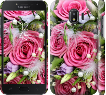 Чехол на Samsung Galaxy J2 2018 Нежность