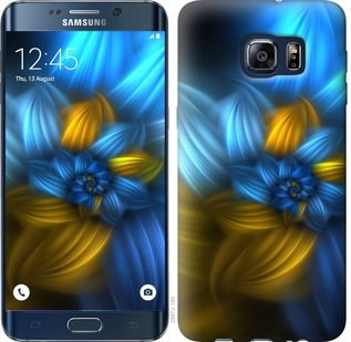 Чехол на Samsung Galaxy S6 Edge Plus G928 Узор 46