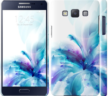 Чехол на Samsung Galaxy A5 A500H цветок
