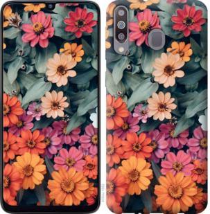 Чехол на Samsung Galaxy M30 Beauty flowers