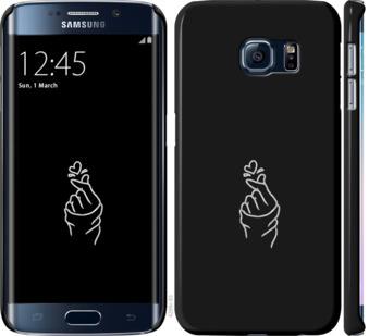 Чехол на Samsung Galaxy S6 Edge G925F Love You