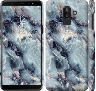 Чехол на Samsung Galaxy J8 2018 Мрамор