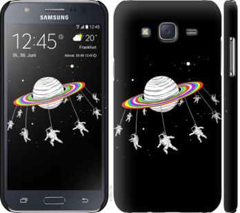 Чехол на Samsung Galaxy J5 (2015) J500H Лунная карусель