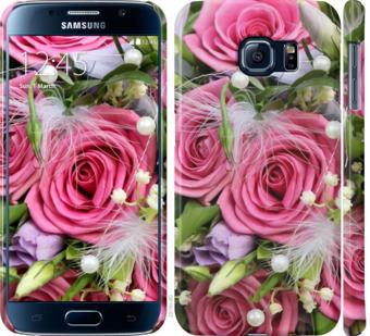 Чехол на Samsung Galaxy S6 G920 Нежность