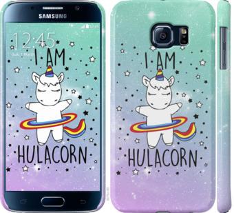 Чехол на Samsung Galaxy S6 G920 Im hulacorn