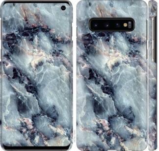 Чехол на Samsung Galaxy S10 Мрамор