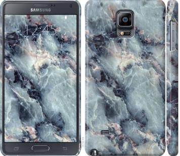 Чехол на Samsung Galaxy Note 4 N910H Мрамор