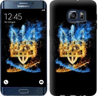 Чехол на Samsung Galaxy S6 Edge Plus G928 Герб