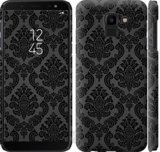 Чехол на Samsung Galaxy J6 2018 Винтажный узор
