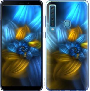 Чехол на Samsung Galaxy A9 (2018) Узор 46