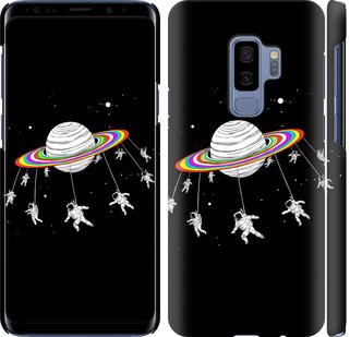 Чехол на Samsung Galaxy S9 Plus Лунная карусель