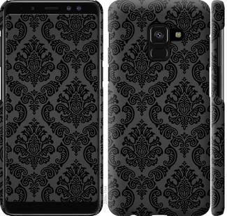 Чехол на Samsung Galaxy A8 2018 A530F Винтажный узор