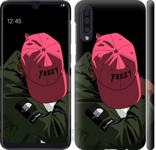 Чехол на Samsung Galaxy A50 2019 A505F logo de yeezy