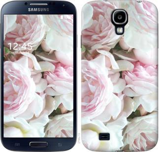 Чехол на Samsung Galaxy S4 i9500 Пионы v2