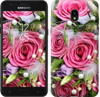 Чехол на Samsung Galaxy J7 2018 Нежность
