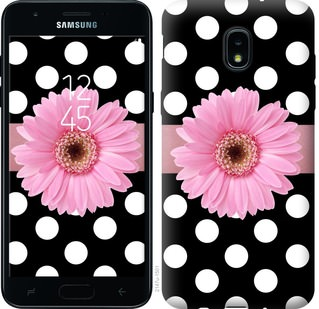 Чехол на Samsung Galaxy J3 2018 Горошек 2