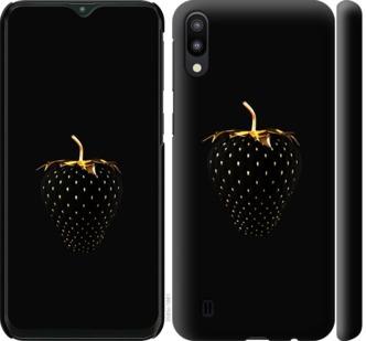 Чехол на Samsung Galaxy M10 Черная клубника