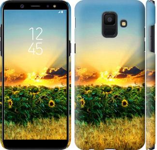 Чехол на Samsung Galaxy A6 2018 Украина