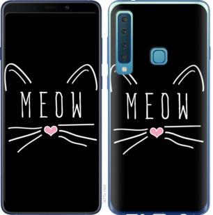 Чехол на Samsung Galaxy A9 (2018) Kitty