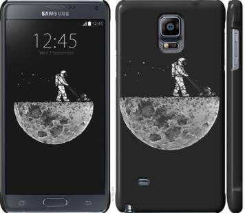 Чехол на Samsung Galaxy Note 4 N910H Moon in dark