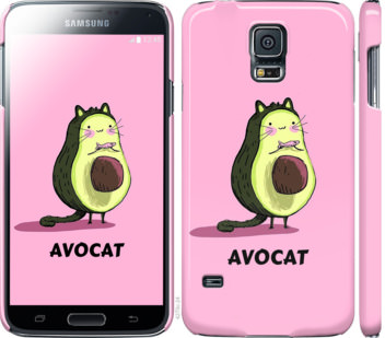 Чехол на Samsung Galaxy S5 g900h Avocat