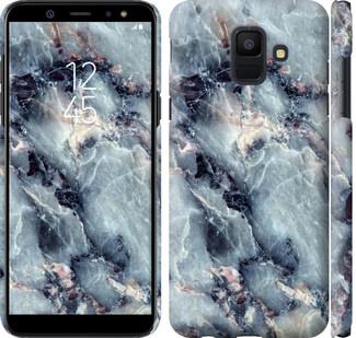 Чехол на Samsung Galaxy A6 2018 Мрамор