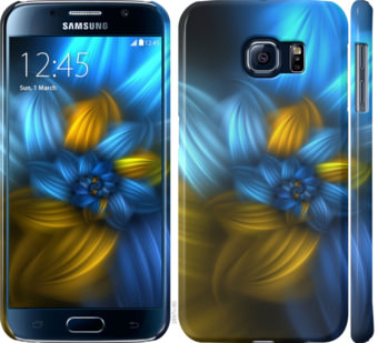 Чехол на Samsung Galaxy S6 G920 Узор 46