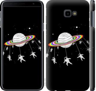 Чехол на Samsung Galaxy J4 Plus 2018 Лунная карусель