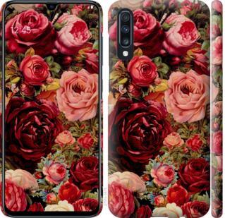 Чехол на Samsung Galaxy A70 2019 A705F Цветущие розы