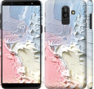 Чехол на Samsung Galaxy J8 2018 Пастель