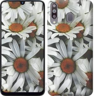 Чехол на Samsung Galaxy M30 Ромашки v2