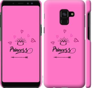 Чехол на Samsung Galaxy A8 2018 A530F Princess