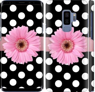 Чехол на Samsung Galaxy S9 Plus Горошек 2