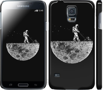 Чехол на Samsung Galaxy S5 g900h Moon in dark