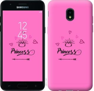 Чехол на Samsung Galaxy J3 2018 Princess