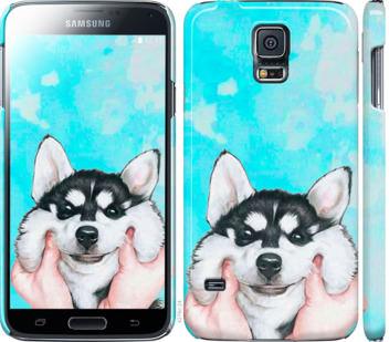 Чехол на Samsung Galaxy S5 g900h Улыбнись