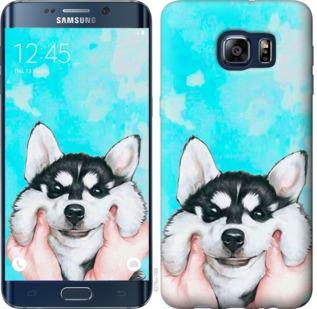 Чехол на Samsung Galaxy S6 Edge Plus G928 Улыбнись