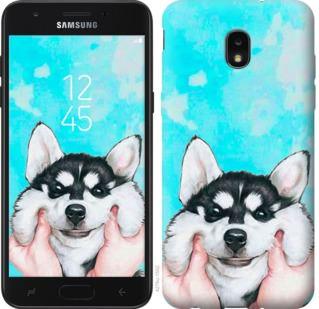 Чехол на Samsung Galaxy J7 2018 Улыбнись