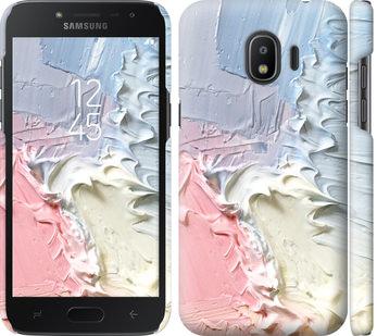 Чехол на Samsung Galaxy J2 2018 Пастель