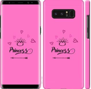 Чехол на Samsung Galaxy Note 8 Princess