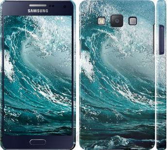 Чехол на Samsung Galaxy A5 A500H Морская волна