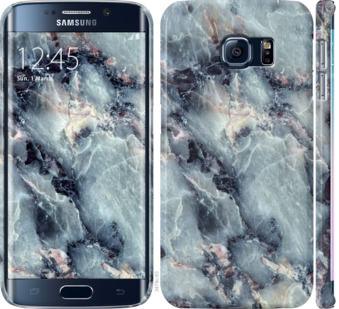 Чехол на Samsung Galaxy S6 Edge G925F Мрамор
